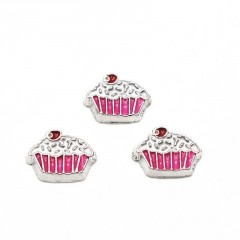 Floating Memories Charms CUPCAKE